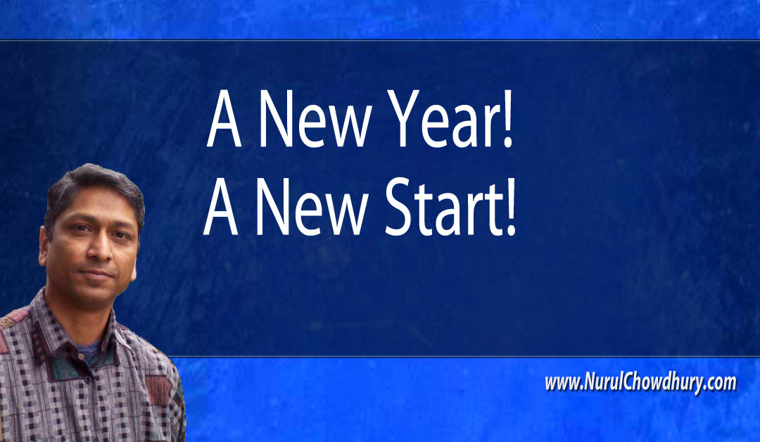 A New Year with  A New Start